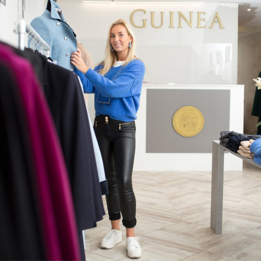 Guinea fashion store