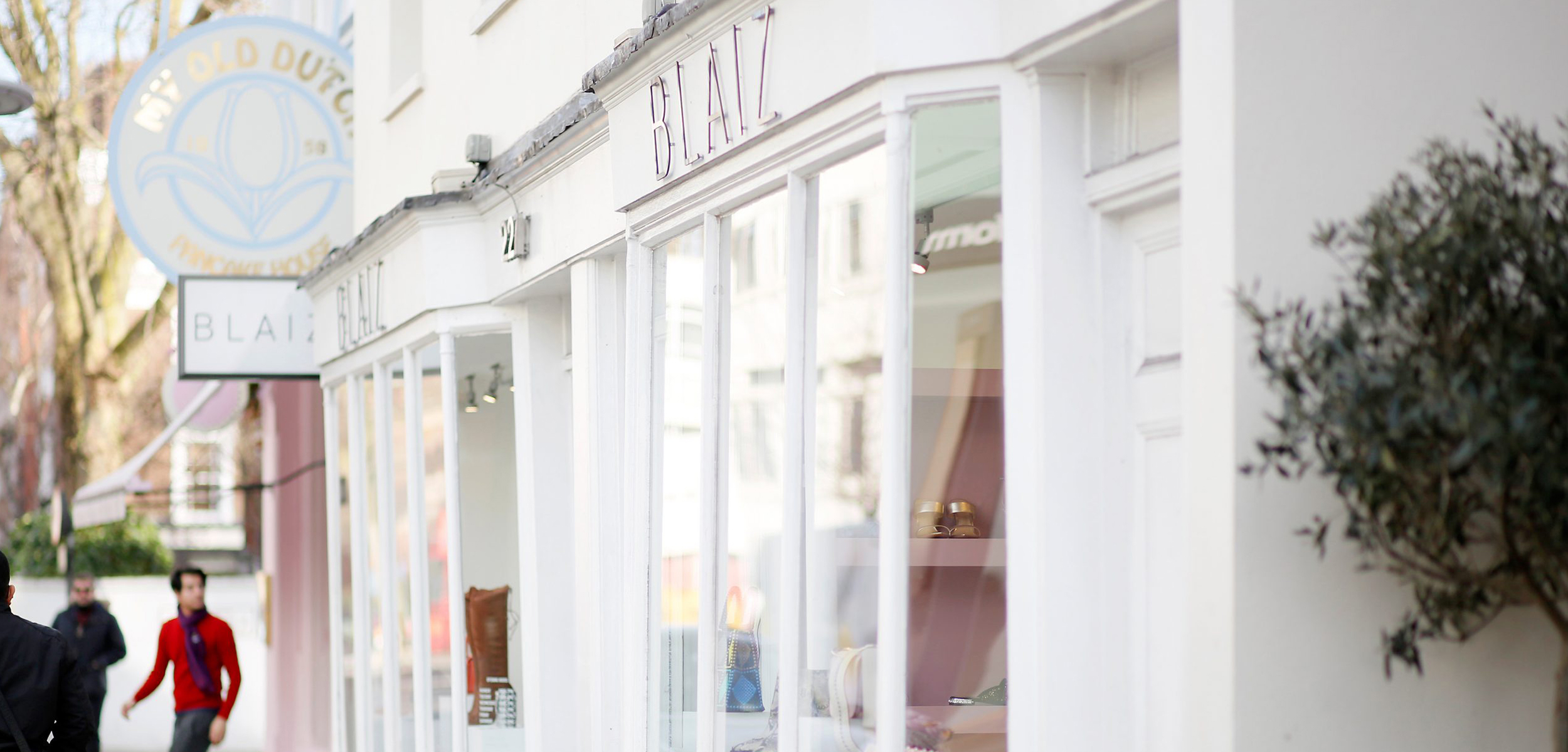 Sloane Stanley know the best locations, hidden treasures and where to get the best coffee after a morning of shopping along with the estate.