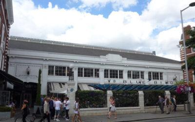 Bluebird Cafe and Restaurant